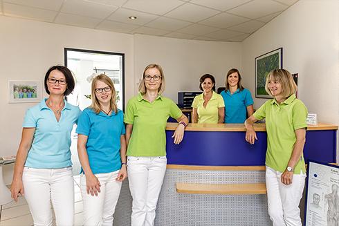 Rosenpark Team